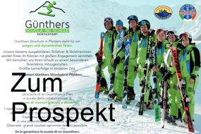 Prospekt 2017-2018 Günthers Skischule