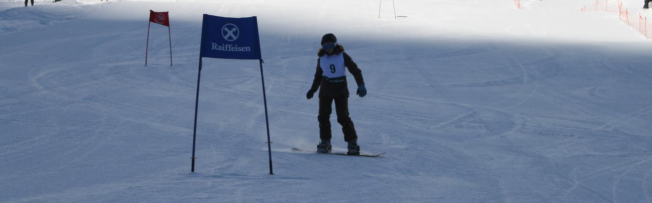 Snowboardschule in Pfelders