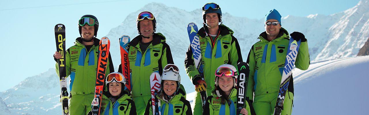 Skischule in Pfelders