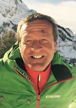 Skikurs in Pfelders, Ihr Skilehrer Günther