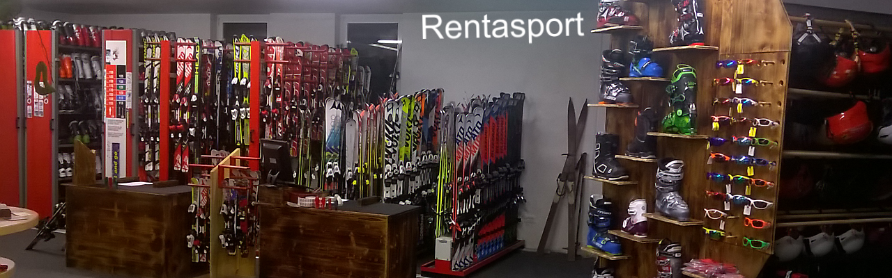 Ski und Snowboardverleih Rentasport
