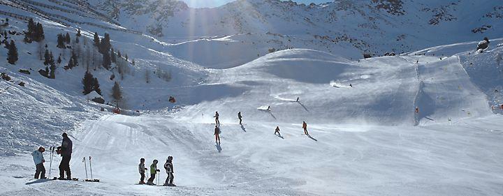 Skischule in Pfelders, Skikurs in Pfelders, Gruppenkurs