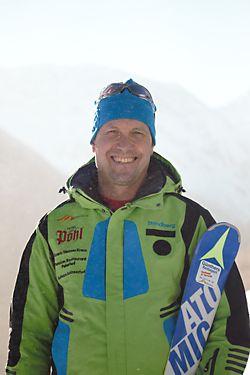 Skilehrer Reini