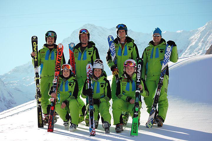 Skischule in Pfelders Günthers Rentasport