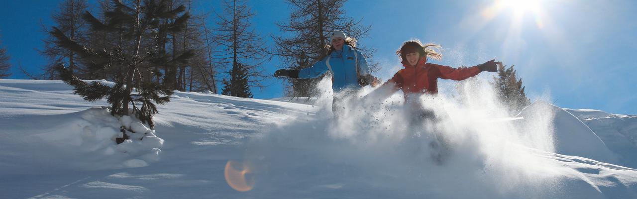 Skikurs in Pfelders